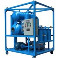 Double-Stage Vacuum Transformer Oil Purifier / Vacuum Filter/Oil Filter