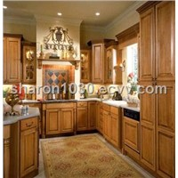 Shaker Classic Solid Wood Kitchen Cabinet