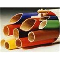 Silicone Rubber Fiberglass Sleeving,Weaving Tubes