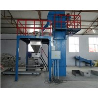 Single Bag Batching Blending & Packaging Machine