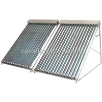 Solar Heat Conduction Metal Vacuume Tube Collector