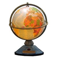 Space-Time Simulation Globe (SG250A)-Teaching Globe