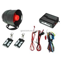 Special for Latin America Car Alarm System