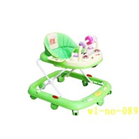 Steel Tube Baby Walker