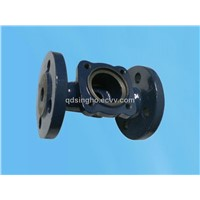 Stop Valve Body with Seat Ring (PN16 DN50)