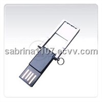 Swivel & Rotating USB Flash Drive