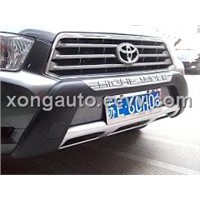 Rear Bumper Front Guard 2009 Exterior Accessories