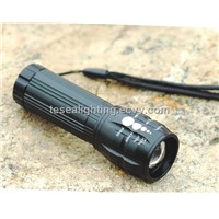 Super Power Cree 3W Aluminum Torch (TSFL1004)