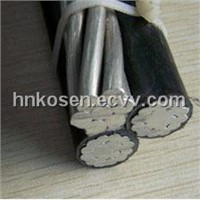 Triplex Overhead Electric Cable