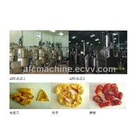Vegetable and Fruit Chips Snack Food Machine