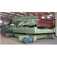 WLZS Series Linear Cold Mine Vibrating Screen
