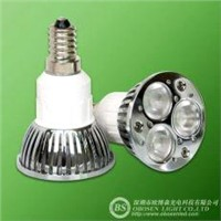 Warm White LED Spotlight