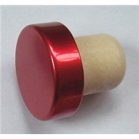 Wine Stopper,Bottle Stopper,Cork Stopper TBE20-Red