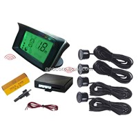 Wireless Parking Sensor with LCD Display