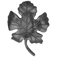 Cast Iron Leaves