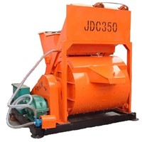 Concrete Mixer with Electrical Engine