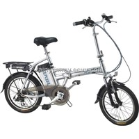 Electric Bicycle (HLTD-18)