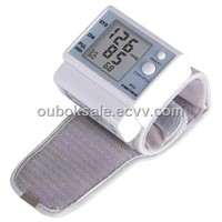 Fully Automatic Wrist Style Digital Blood Pressure Monitor