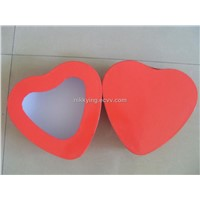 Heart Paper Chocolate Gift Box