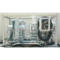 Insulating Oil Reconditioning Plant