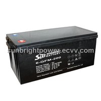 Lead Acid Battery for Solar & Wind Energy Storage