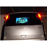 Music Car Sticker