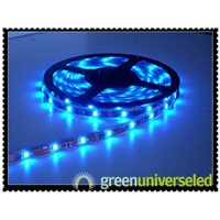 Non-Waterproof 60pcs/Meter SMD 5050 Flexible Strip Light