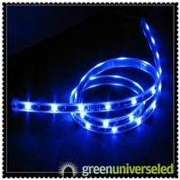 Non-Waterproof 30pcs/Meter SMD 5050 LED Rope Light