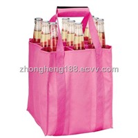 Nonwoven Recycled Wine Bag