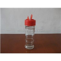Spices Glass Bottle with Butterfly Cap