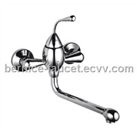 Wall Kitchen Faucet