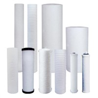 Water Filter & Water Filter Cartridge (PP)