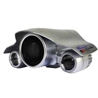 IR Recognition Car's License Camera