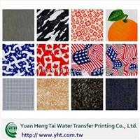 Colorful & Geometrical Grains / Water Transfer Printing film