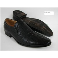 Men Dress Shoe (M1693black)