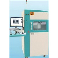 3D Measurement of Semiconductor Chip Solder BGA X-Ray Machine