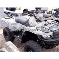 Suzuki KingQuad 750 AXi 4X4 Power Steering Camo