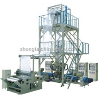Three-Layer Common-Extruding Rotary Die Film Blowing Machine (SJ-F)