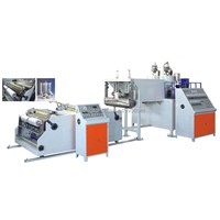 Double-Layer Co-Extrusion Stretch Film Machine (ZT-65x2)
