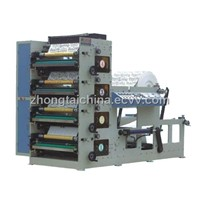 Automatic UV Flexographic Printing Machine (ZRY-850A)
