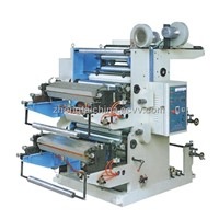 Double-Color Flexographic Printing Machine (YT Series)