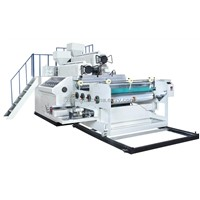 Single / Double-Layer Co-Extrusion Stretch Film Machine / Film Casting Machine (ZT-1000)