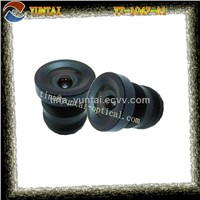 Automotive camera lens-wide angle parking camera lens