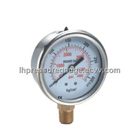 Stainless Steel Oil Gauge