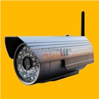 Outdoor Wireless IP Surveillance Camera with Night Vision (TB-IR01B)
