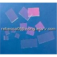 China uv flat curve quartz sheet