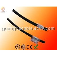 Wooden Reel Cable RG6