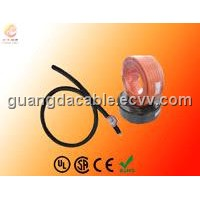 Quad Shield Cable (RG6)