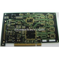 6 Layer PCB for Immersion Gold Finish (DY084)