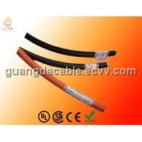 Braided Siamese Cable RG59
